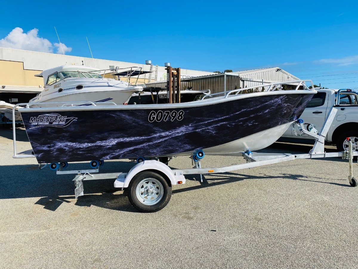 MARINELINE 420 DINGHY BRAND NEW HULL